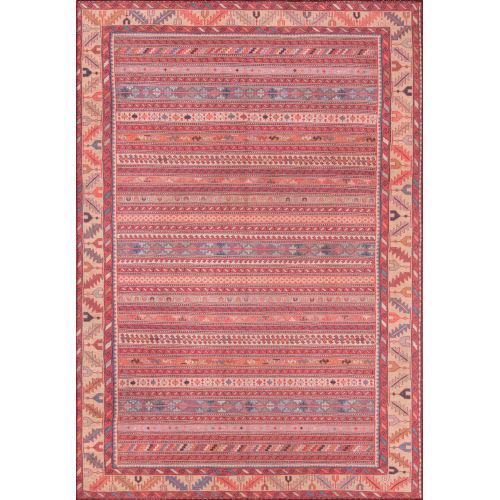 Afshar Multicolor Rectangular: 7 Ft. 6 In. x 9 Ft. 6 In. Rug