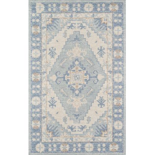 Anatolia Blue Rectangular: 7 Ft. 9 In. x 9 Ft. 10 In. Rug