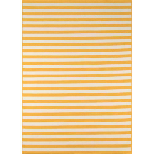 Baja Stripe Yellow Rug