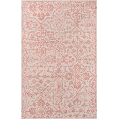 Cosette Pink Rectangular: 7 Ft. 6 In. x 9 Ft. 6 In. Rug