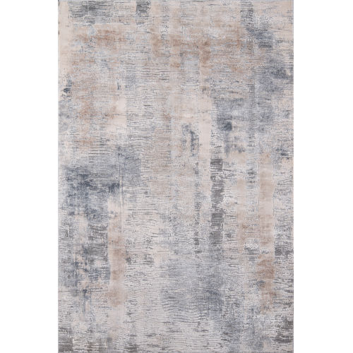 Dalston Gray Rectangular: 7 Ft. 10 In. x 10 Ft. 10 In. Rug