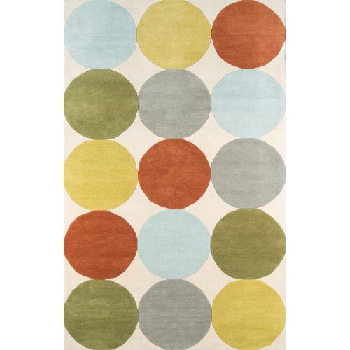 Delmar Multicolor Rectangular: 9 Ft. x 12 Ft. Rug