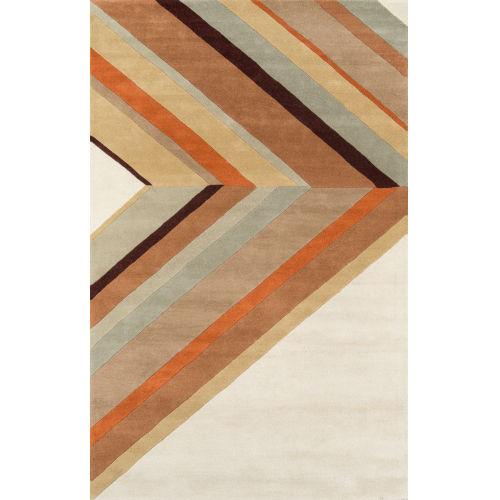 Delmar Brown Rectangular: 8 Ft. x 10 Ft. Rug