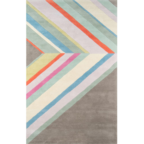 Delmar Ultralight Gray Rectangular: 8 Ft. x 10 Ft. Rug