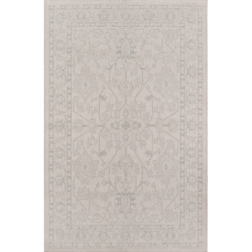 Downeast Gray Rectangular: 5 Ft. x 7 Ft. 6 In. Rug