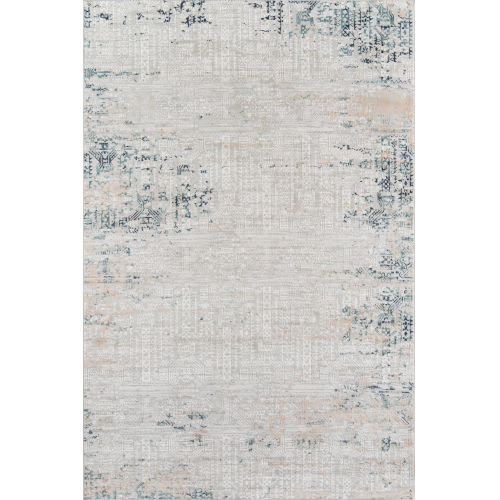 Genevieve Silver Rectangular: 8 Ft. 11 In. x 12 Ft. 6 In. Rug