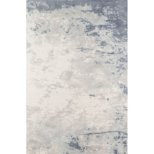 Illusions Blue Rectangular: 8 Ft. x 11 Ft. Rug