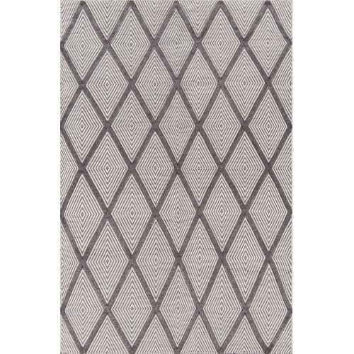 Langdon Charcoal Rectangular: 5 Ft. x 8 Ft. Rug