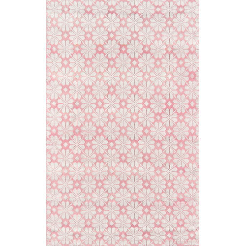 Lisbon Seville Pink Rectangular: 8 Ft. 6 In. x 11 Ft. 6 In. Rug