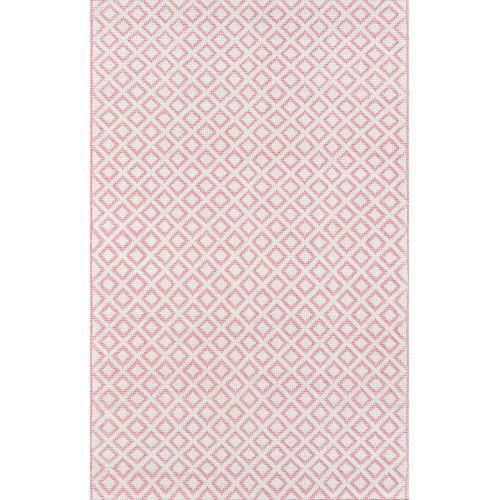 Lisbon Sintra Pink Rectangular: 2 Ft. x 3 Ft. Rug