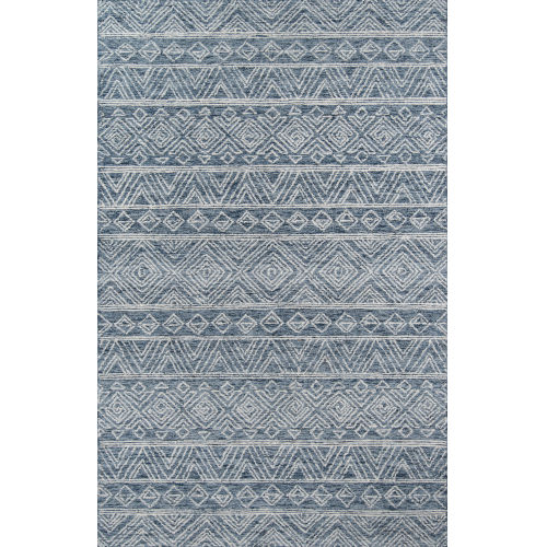 Mallorca Denim Rectangular: 8 Ft. x 10 Ft. Rug