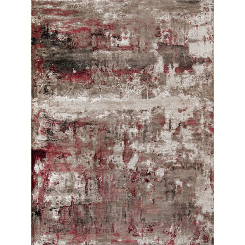 Monterey Red Rectangular: 5 Ft. x 7 Ft. 6 In. Rug