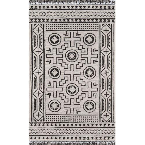 Tahoe Linen Rectangular: 7 Ft. 6 In. x 9 Ft. 6 In. Rug