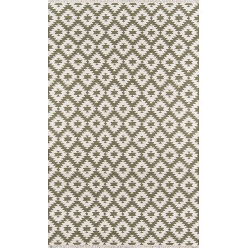Thompson Green Rectangular: 9 Ft. x 12 Ft. Rug
