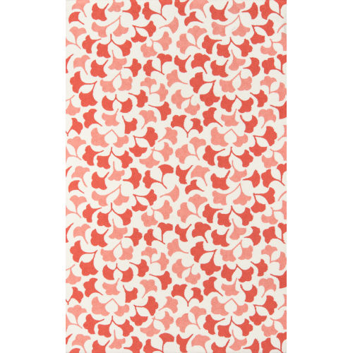 Howards End Red and Pink Indoor/Outdoor Rug