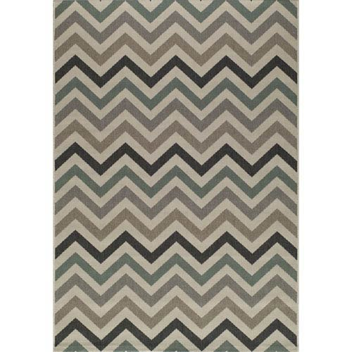 Baja Sage Rectangular: 1 Ft 8 in x 3 Ft 7 in Rug
