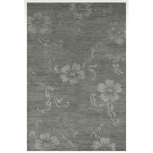 Momeni Chelsea Blue Rectangular: 5 ft. x 8 ft. Rug
