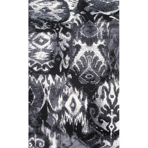 Heavenly Grey Rectangular: 5 Ft. x 7 Ft. Rug Rug