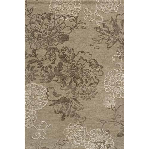 Momeni Sensations Light Taupe Rectangular: 5 ft. x 7 ft. 6 in. Rug