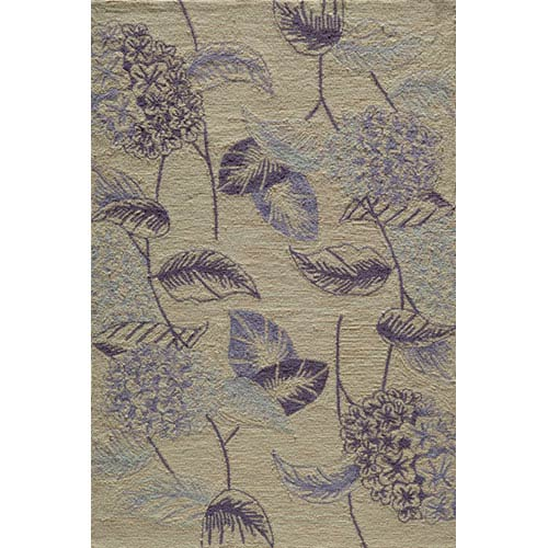 Momeni Summit 11 Lilac Rectangular: 5 ft. x 7 ft. 6 in. Rug