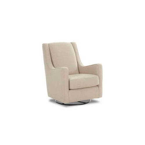 Lacey Natural Swivel Glider