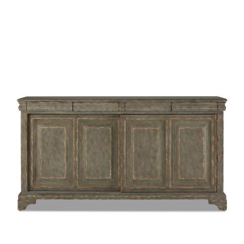 Billings Gray 71-Inch Cabinet