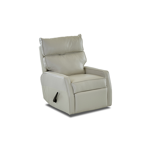 Fairlane Leather Reclining Rocking Chair