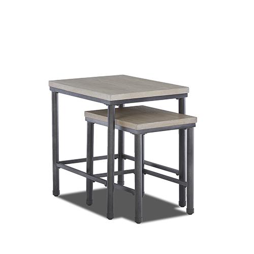 Klaussner Furniture Shoal Creek Nesting Table 012013375266 Bellacor