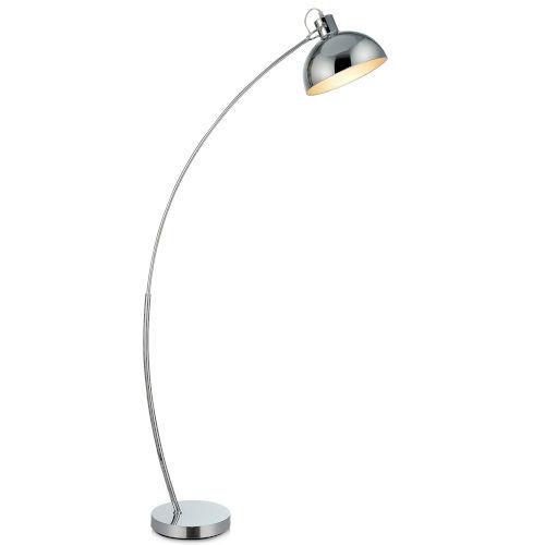 Arco Chrome Floor Lamp