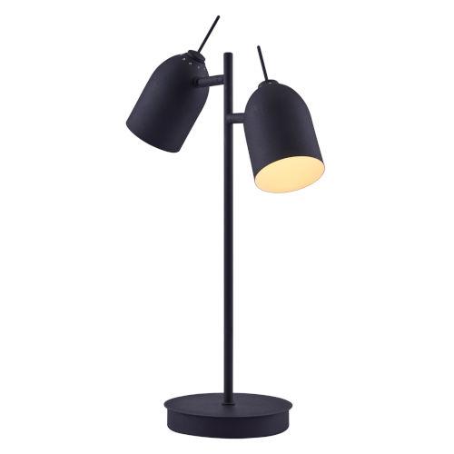 Mason Black Table Lamp