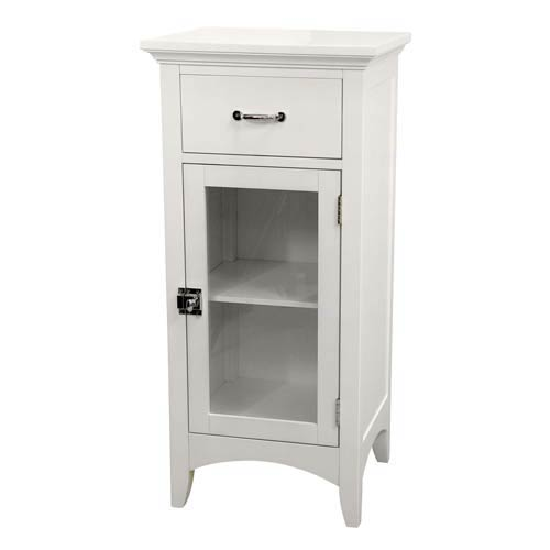 Madison Floor Cabinet with One Door and One Drawer