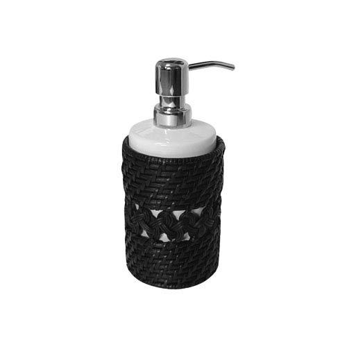 Sebrina Dark Espresso Lotion Dispenser