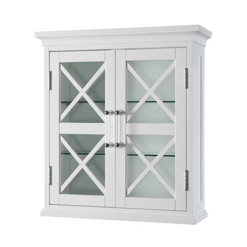 Riley Wall Cabinet with Two Doors