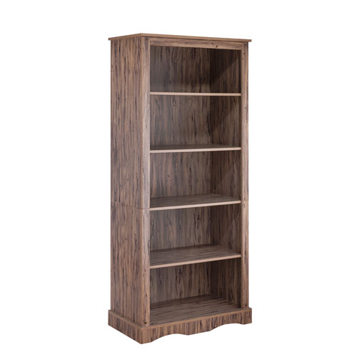 Simplicity 5 Shelf Bookcase