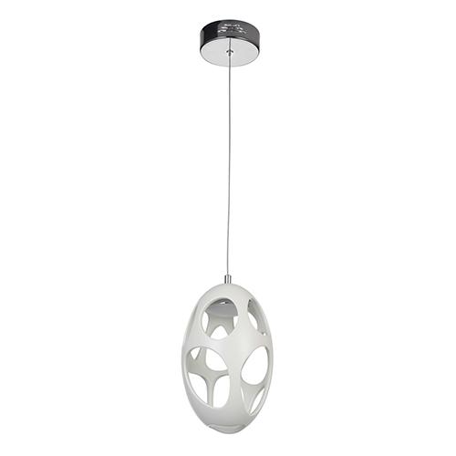Ovale White LED Mini Pendant