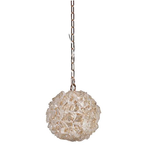 Roxx Gold One-Light Mini Pendant