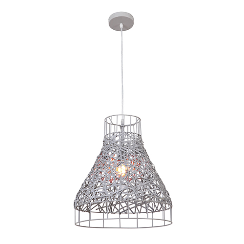 Craftmade Steel Gray 15-Inch One-Light Pendant