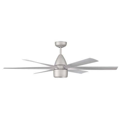 Quirk Titanium 54-Inch LED Ceiling Fan