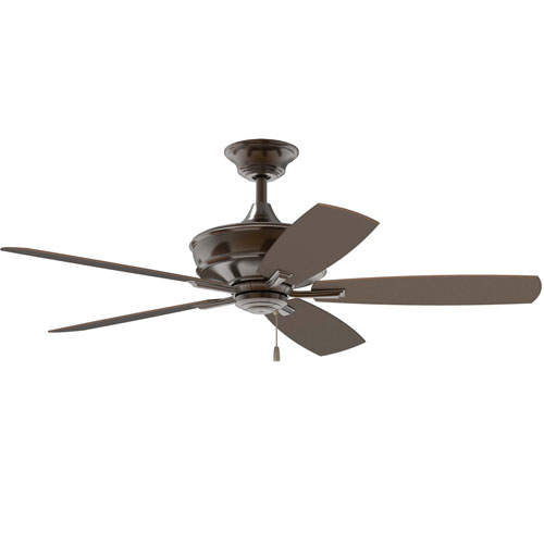 Sloan Oiled Bronze 56-Inch Ceiling Fan