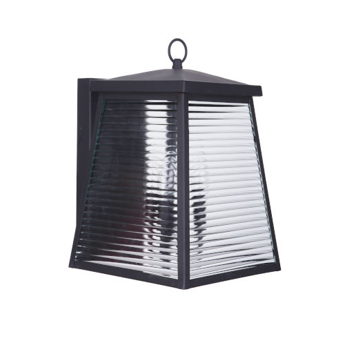 Armstrong Midnight 10-Inch Three-Light Outdoor Wall Sconce