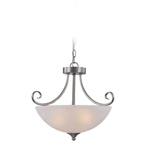 Jeremiah by Craftmade Raleigh Old Bronze Three Light Pendant