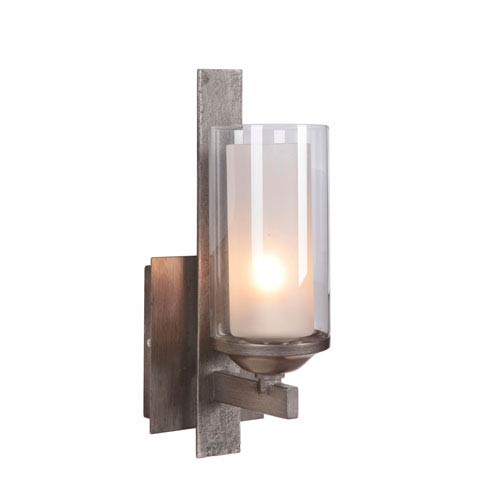 Mod Natural Iron One-Light Wall Sconce