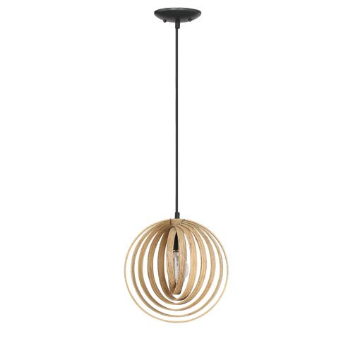Cirq Espresso One-Light Pendant