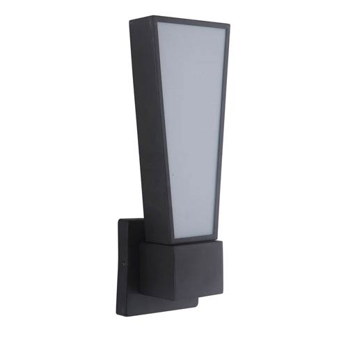 Gallant Matte Black 5-Inch LED Wall Sconce
