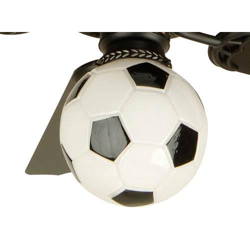 Soccer Ball Glass