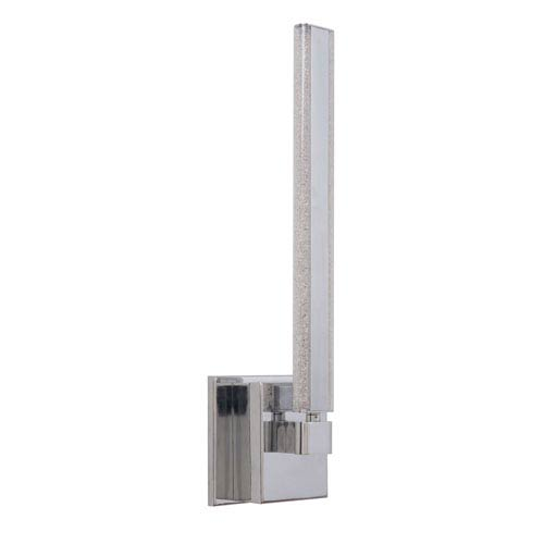 Horizon Chrome 5-Inch LED Wall Sconce