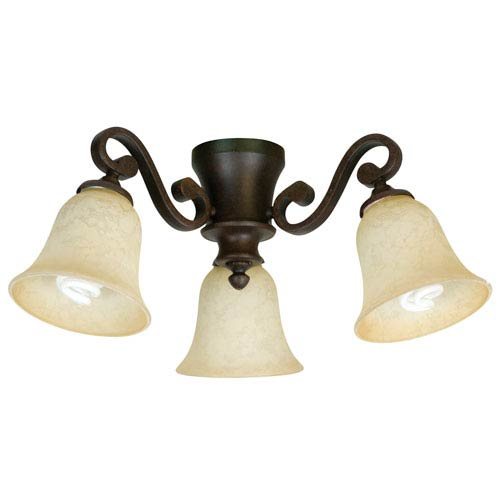 Aged Bronze Universal LED Light Kit