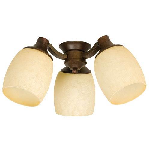 Woodward Aged Bronze LED Light Kit