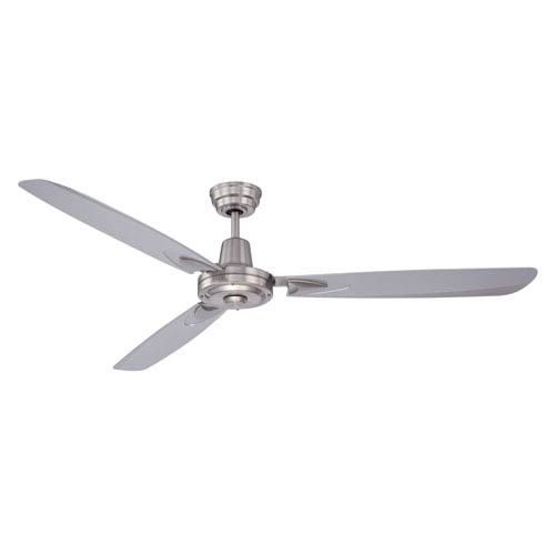 Velocity Stainless Steel Ceiling Fan