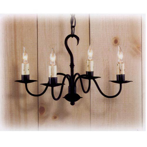Country Traditions Addison Wrought Chandelier